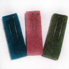 filtnål tovningsnål nål nåltovning torrtovning picka