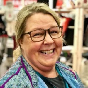 Maria Hjalmarson Tamme, grundare av hantverksbutiken Tamme Craft, om oss